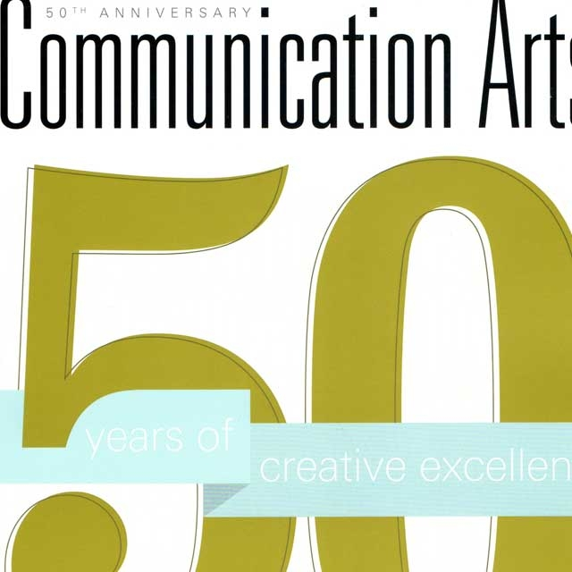 Communication Arts 50th Anniversary