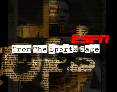 13_ESPN From the Sports Page